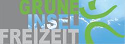 Grüne Insel Freizeit Logo