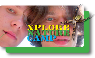 Xplore Nature Camp