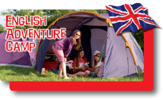 English Adventure Camp
